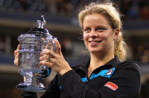 Kim Clijsters Ganadora De US OPEN 2010