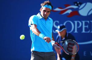 Roger Federer - US OPEN 2010